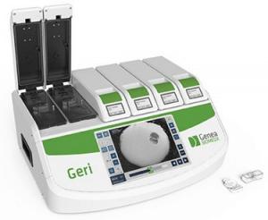 GERI-Inkubatoren in unserem IVF Labor