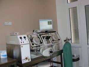 laboratorio fivet