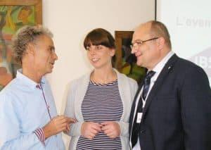 Konferenz in der Schweiz